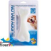 Brinquedo de Nylon para Cães Destruidores - Ossão de Nylon - Buddy Toys
