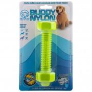 Brinquedo de Nylon para Cães Destruidores - Parafuso de Nylon - Buddy Toys