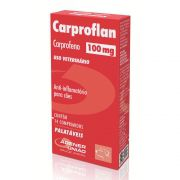 Carproflan 100mg - Anti-inflamatório para Cães à base de Carprofeno - Agener (14 comprimidos palatáveis)