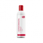 Cetoconazol Shampoo 2% Antifúngico para Cães e Gatos - Ibasa
