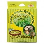 Coleira Natural Antiestresse Tranquiliser Capim Limão Master Plus para Cães e Gatos - Bella Goella (50 cm)