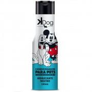 Condicionador Hidratante Neutro K Dog Mickey e Amigos para Cães e Gatos (500 ml) - Total Química
