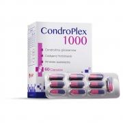 Condroplex 1000 - Suplemento Alimentar para Gatos de Grande Porte e Cães de Médio Porte - Avert (60 cápsulas)