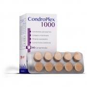 Condroplex 1000 - Suplemento Alimentar para Gatos de Grande Porte e Cães de Médio Porte - Avert (60 comprimidos)