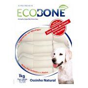 Ecobone - Osso Nó Natural Vegano 7/8 para Cães (1 kg)