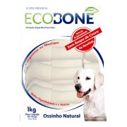 Ecobone - Osso Nó Natural Vegano 9/10 para Cães (1 kg)
