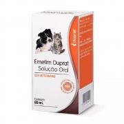 Emetim - Solução Oral à base de Cloridrato de Metoclopramida para Cães e Gatos - Duprat (60 ml)