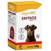 Eritrós Dog Tabs - Suplemento para Cães (30 tabletes) - Organnact