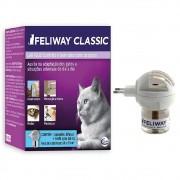 Feliway Classic Difusor +Refil 48ml - Auxilia na adaptacão dos gatos a situações adversas do dia a dia - Ceva