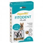 Fitodent Plus Palitos (160g) Auxílio na limpeza dos dentes, controla o tártaro em Cães + Chaveiro de brinde - Organnact