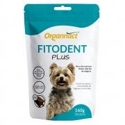Fitodent Plus Palitos (160g) Auxílio na limpeza dos dentes, controla o tártaro em Cães- Organnact