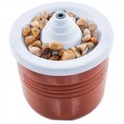 Fonte Bebedouro para gatos Cats Water 110V - NF Pet (Branca)