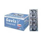 Gaviz V 10 mg Omeprazol para Cães e Gatos - Agener (10 comprimidos)