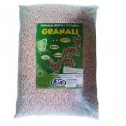 Granali Granulado Sanitário de Madeira para Gatos, Roedores, Répteis e Aves (2kg)