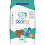 Granulado Higiênico de Madeira para Gatos (10kg) - Care Pet