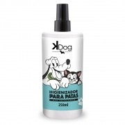 Higienizador para Patas K Dog Mickey e Amigos - Total Química (250ml)