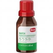 Ibatox - Carrapaticida, Sarnicida e Piolhicida à base de Amitraz - Ibasa (20 ml)