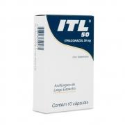 ITL 50 Cepav - Antifúngico de Largo Espectro à base de Itraconazol 50mg (10 cápsulas)