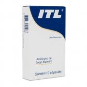 ITL - Antifúngico de Largo Espectro à base de Itraconazol (10 cápsulas) - Cepav
