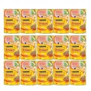 Kit com 15 - Alimento úmido Friskies Sachê Frango ao Molho para Gatos Filhotes - Nestlé Purina (85g cada)
