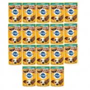 Kit com 18 - Alimento úmido Pedigree Raças Pequenas Sachê Sabor Frango ao Molho para Cães Adultos - Mars (100g)