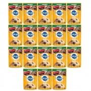 Kit com 18 - Alimento úmido Pedigree Sabor Carne ao Molho para Cães Adultos - Mars (100g)