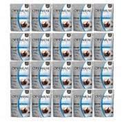 Kit com 20 - Alimento úmido Optimum Gatos Adultos Castrados Sabor Frango - Mars (85 g)
