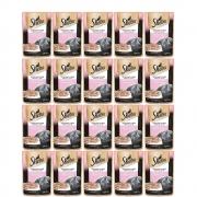 Kit com 20 - Alimento úmido Sheba Cortes Selecionados Salmão ao Molho para Gatos Adultos - Mars (85g)