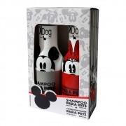 Kit Promocional K Dog Mickey e Amigos Shampoo (250ml) e Condicionador (250ml) para Cães e Gatos - Total Química