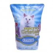 Micro Cristais de Sílica Sanitária para Gatos (1,8kg) - Chalesco