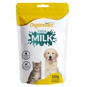 OrgaMilk para Cães e Gatos Filhotes - Organnact (100g)