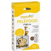Pelefood Palitos Suplemento para Cães (160g) + chaveiro de brinde - Organnact
