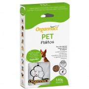 Pet Palitos Suplemento para Cães (160g) + Chaveiro de brinde - Organnact