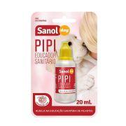 Pipi Dog Educador Sanitário Sanol Dog para Cães e Gatos (20 ml) - Total Química