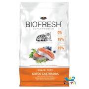 Ração BioFresh para Gatos Castrados - HercoSul (1,5 kg)