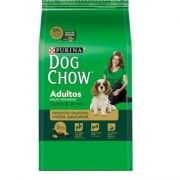 Ração Dog Chow Carne e Arroz para Cães Adultos de Raças Pequenas - Nestlé Purina (3 kg)