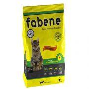 Ração Fabene Feline Frango e Carne para Gatos Castrados - Gran Premiatta (10,1 kg)