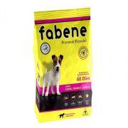 Ração Fabene Mini Bits para Cães Adultos de Porte miniatura e pequeno - Premiatta (3 kg)