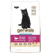 Ração Gênesis Feline Super Premium para Gatos Filhotes e Adultos - Gran Premiatta (1,2 kg = 30x40g)