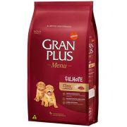 Ração Gran Plus Cães Filhotes Carne e Arroz (15 kg) - Affinity Guabi