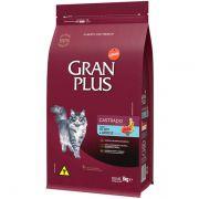 Ração Gran Plus Gatos Castrados Atum e Arroz (3 kg) - Affinity Guabi