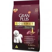 Ração Gran Plus Gourmet Cães Adultos Miniaturas e Pequenos Ovelha e Arroz (10,1 kg) - Affinity Guabi