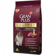 Ração Gran Plus Gourmet Cães Adultos Ovelha e Arroz para Raças Médias e Grandes (15 kg) - Affinity Guabi