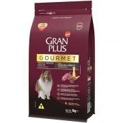 Ração Gran Plus Gourmet Cães Adultos Raças Médias e Grandes Ovelha e Arroz (3 kg) - Affinity Guabi