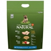 Ração Guabi Natural Cães Adultos Miniaturas e Pequenos Frango e Arroz Integral (2,5 kg) - Affinity Guabi
