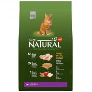 Ração Guabi Natural Gato Adulto Frango Arroz Integral 7,5 kg