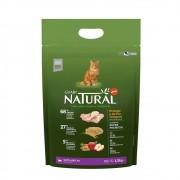 Ração Guabi Natural Gatos Adultos Frango e Arroz Integral (1,5 kg) - Affinity Guabi