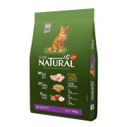 Ração Guabi Natural Gatos Adultos Frango e Arroz Integral (7,5 kg) - Affinity Guabi