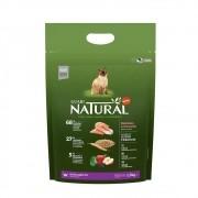 Ração Guabi Natural Gatos Adultos Salmão e Cevada (1,5 kg) - Affinity Guabi
