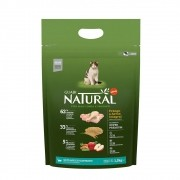 Ração Guabi Natural Gatos Castrados Frango e Arroz Integral (1,5 kg) - Affinity Guabi